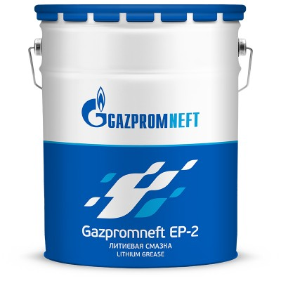 Смазка Gazpromneft EP-2 литогр. 20л (18кг)