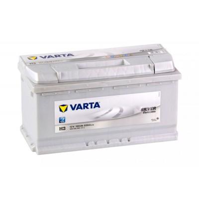 Varta Silver Dyn 600402 (100 Ah)