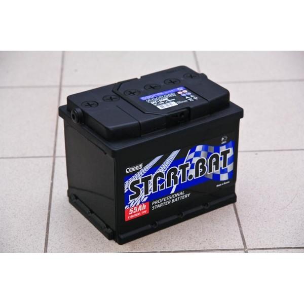 СтартБат 6СТ-55 (55 Ah)