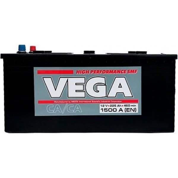 Vega 6СТ-225е (225 Ah) У