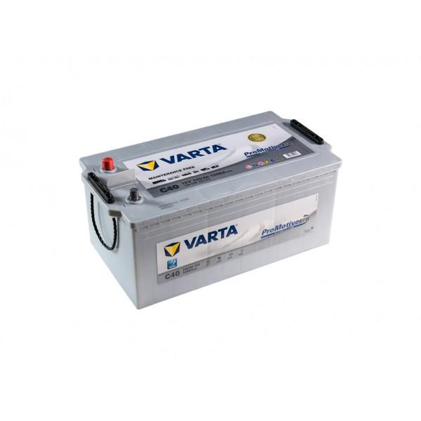 Varta Promotive EFB 740500 (240 Ah)