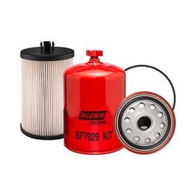 BF7929 KIT Фильтр топливный BALDWIN (Аналогами являются -P551124 DONALDSON)