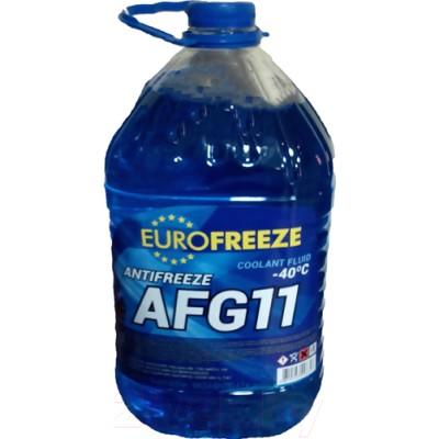 EUROFREEZE Antifreeze AFG 11 -40C 10кг (9л) Синий