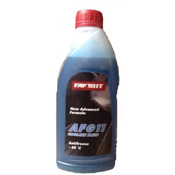 FAVORIT Antifreeze AFG 11 -40C 0.55кг РБ