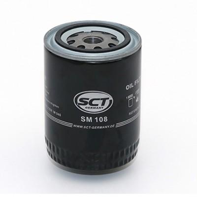 SM108 масляный фильтр