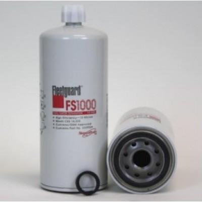 FS1000 Фильтр топливный Fleetguard