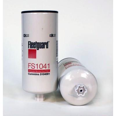 FS1041 Фильтр топливный Fleetguard