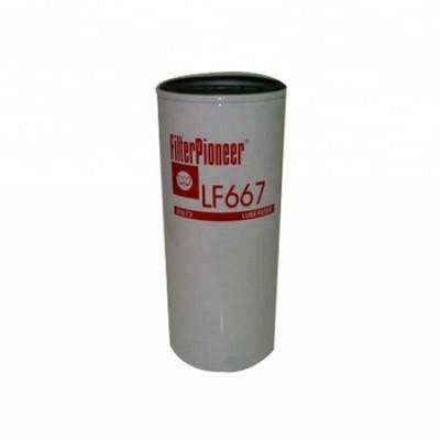 LF667 Фильтр масляный Fleetguard