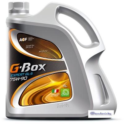 Трансмиссионное масло G-Energy G-BOX GL-5 75W-90 1л