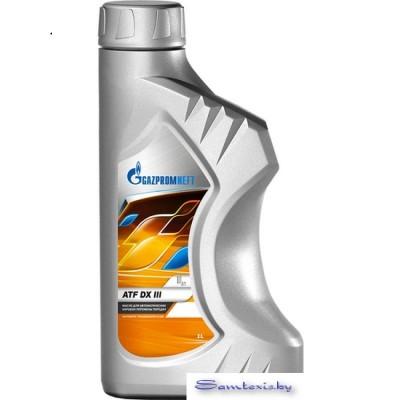 Трансмиссионное масло Gazpromneft ATF DX III 1л