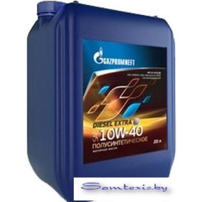 Моторное масло Gazpromneft Diesel Extra 10W-40 20л