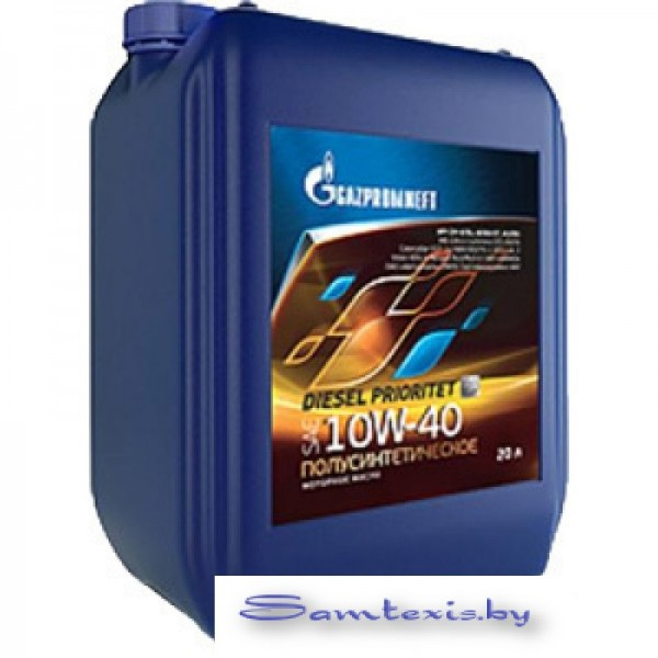 Моторное масло Gazpromneft Diesel Prioritet 10W-40 20л