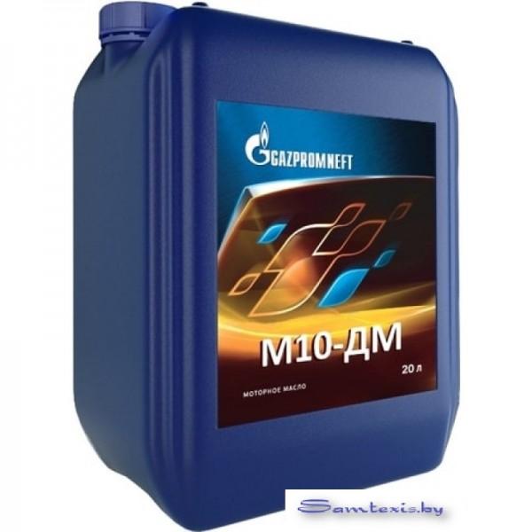 Моторное масло Gazpromneft М-10ДМ 20л