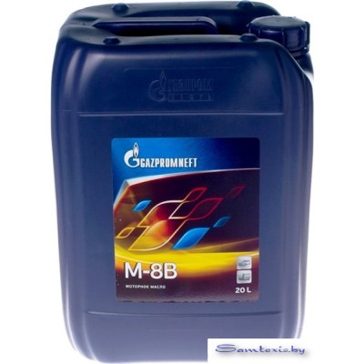 Моторное масло Gazpromneft М-8В 20л