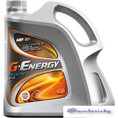 Моторное масло G-Energy Expert L 10W-40 5л