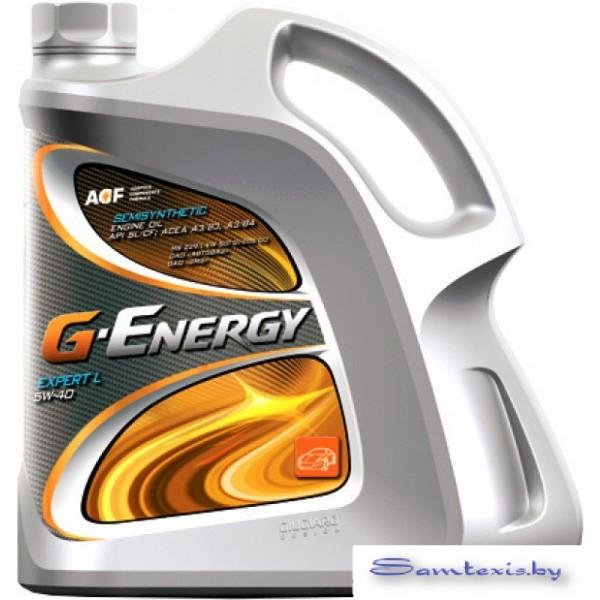 Моторное масло G-Energy Expert L 5W-40 5л
