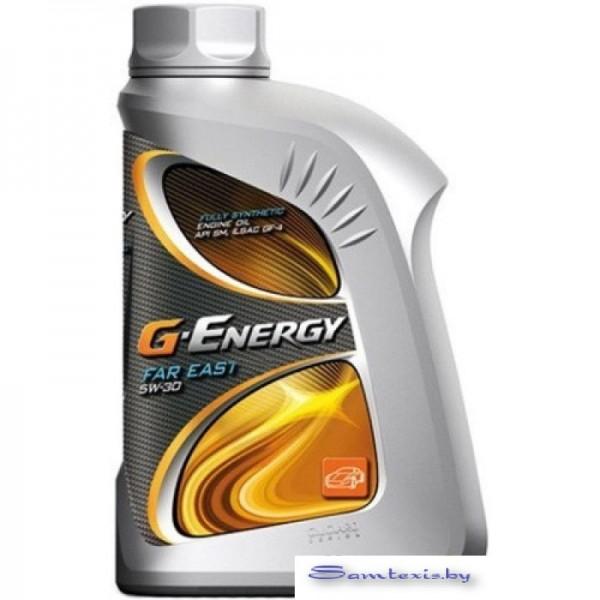 Моторное масло G-Energy Far East 5W-30 1л