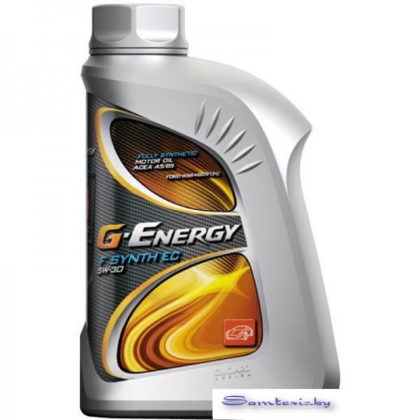 Моторное масло G-Energy F Synth EC 5W-30 1л
