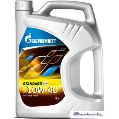 Моторное масло Gazpromneft Standard 10W-40 5л