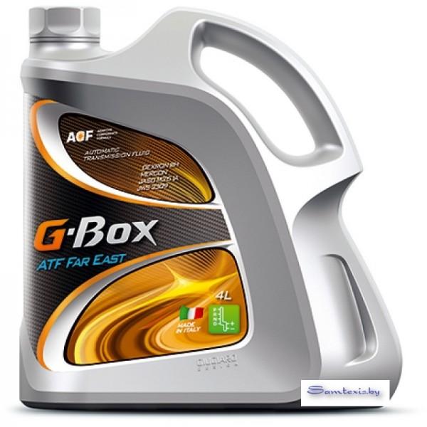Трансмиссионное масло G-Energy G-Box ATF Far East 1 л