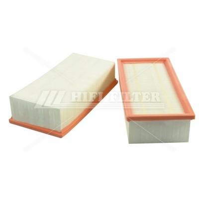 ASP 000401AB007 Воздушный фильтр HIFI FILTER (ASP000401AB007)