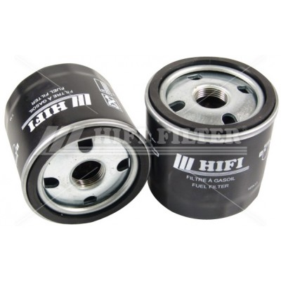BE 33350 Топливный фильтр HIFI FILTER (BE33350)