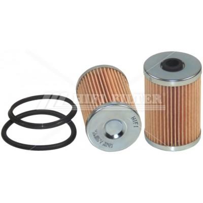 BE 5503 Топливный фильтр HIFI FILTER (BE5503)