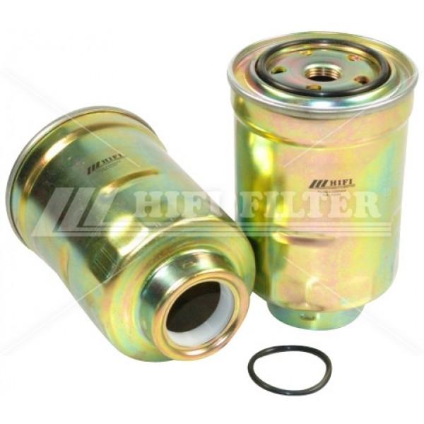 FT 1182 Топливный фильтр HIFI FILTER (FT1182)