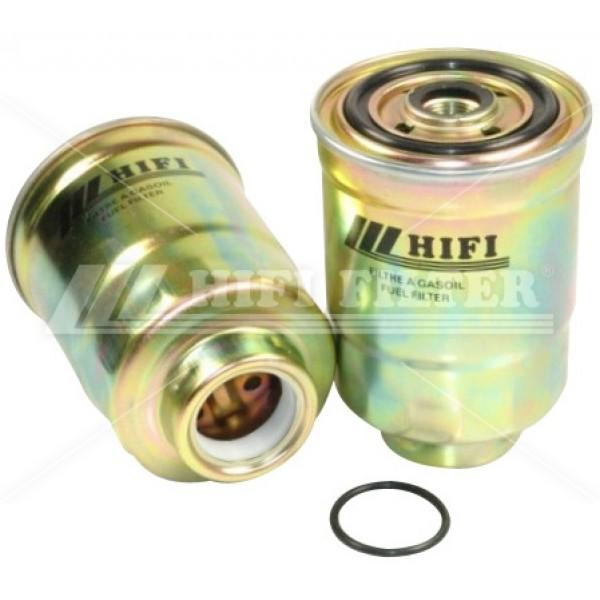 FT 6243 Топливный фильтр HIFI FILTER (FT6243)