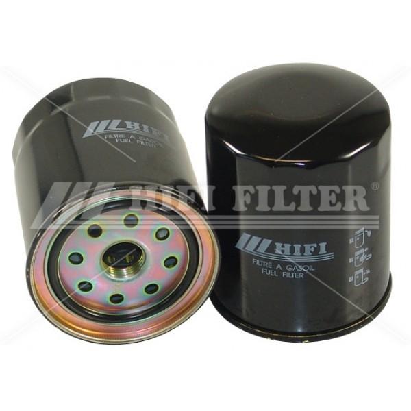 FT 7231 Топливный фильтр HIFI FILTER (FT7231)