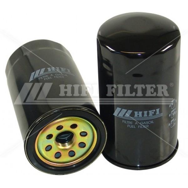 FT 7269 Топливный фильтр HIFI FILTER (FT7269)
