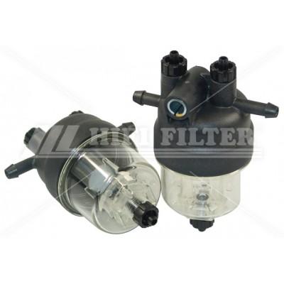 MO 1657 Топливный фильтр комплект HIFI FILTER (MO1657)