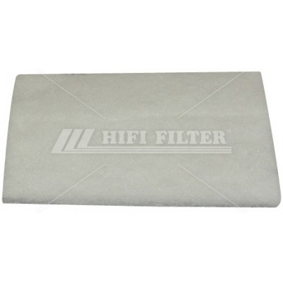 N 05700370 SA Воздушный фильтр HIFI FILTER (N05700370SA)