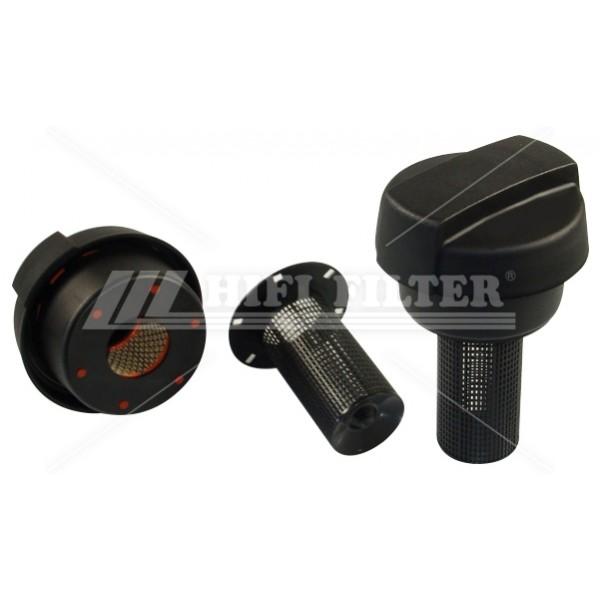 PI 0126 MIC Фильтр сапуна HIFI FILTER (PI0126MIC)