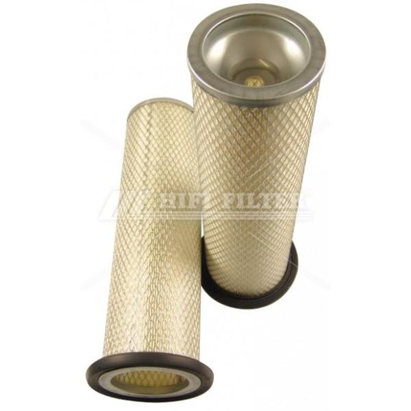 SA 10754 Воздушный фильтр HIFI FILTER (SA10754)