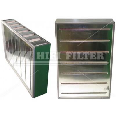 SA 11709 Воздушный фильтр HIFI FILTER (SA11709)