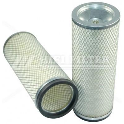 SA 11809 Воздушный фильтр HIFI FILTER (SA11809)