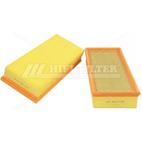 SA 12010 Воздушный фильтр HIFI FILTER (SA12010)