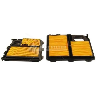 SA 12100 Воздушный фильтр HIFI FILTER (SA12100)