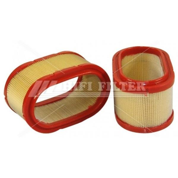 SA 12123 Воздушный фильтр HIFI FILTER (SA12123)