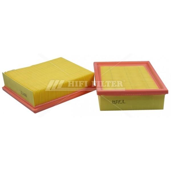 SA 12296 Воздушный фильтр HIFI FILTER (SA12296)