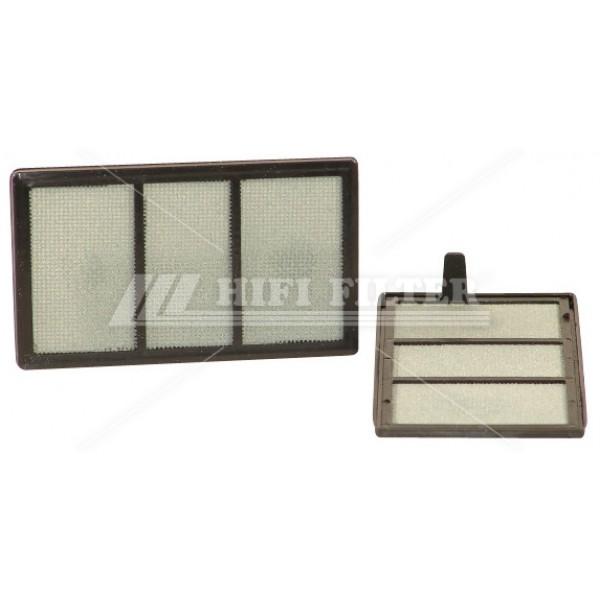 SA 12372 Воздушный фильтр HIFI FILTER (SA12372)