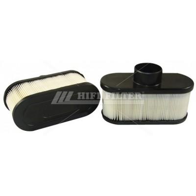 SA 12455 Воздушный фильтр HIFI FILTER (SA12455)