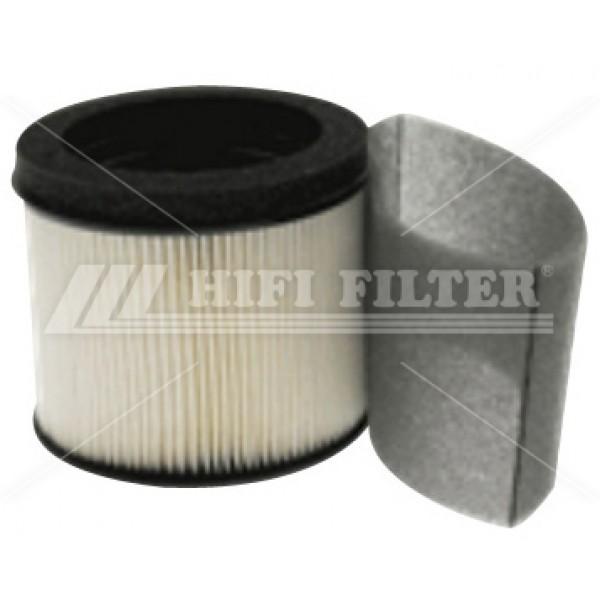 SA 12501 Воздушный фильтр HIFI FILTER (SA12501)