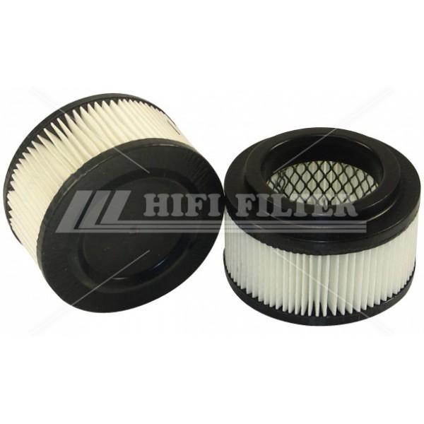SA 12587 Воздушный фильтр HIFI FILTER (SA12587)