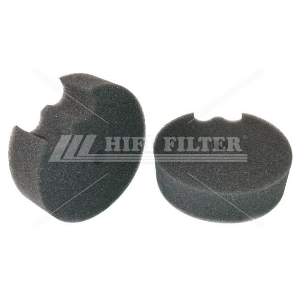 SA 12827 Воздушный фильтр HIFI FILTER (SA12827)
