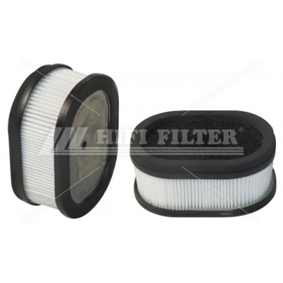 SA 12849 Воздушный фильтр HIFI FILTER (SA12849)
