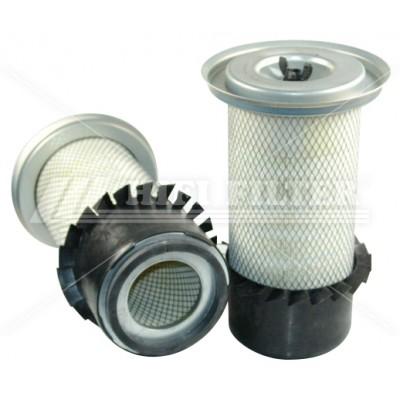 SA 14698 K Воздушный фильтр HIFI FILTER (SA14698K)