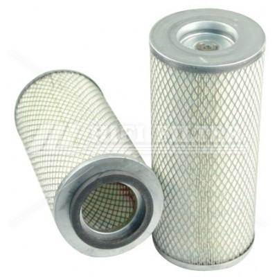 SA 16025 Воздушный фильтр HIFI FILTER (SA16025)