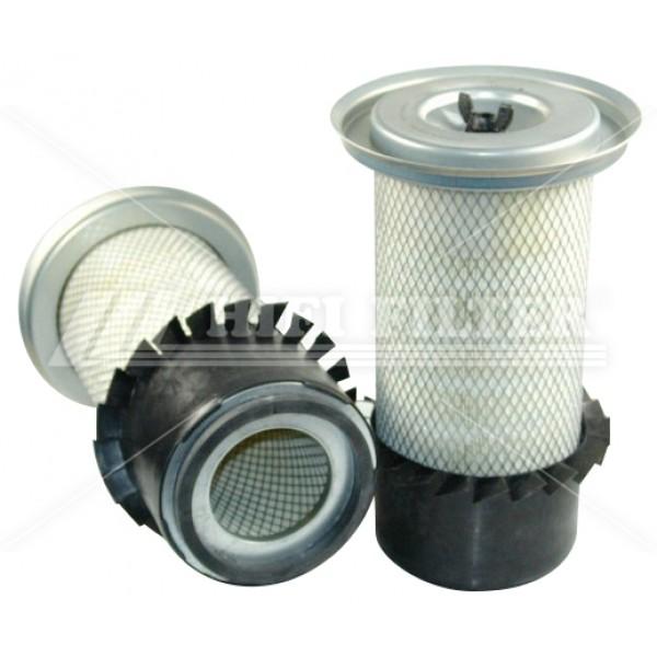 SA 16554 Воздушный фильтр HIFI FILTER (SA16554)